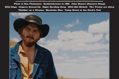 12. Colter Wall – Songs of the Plains