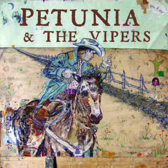 Petunia and The Vipers - Petunia and The Vipers