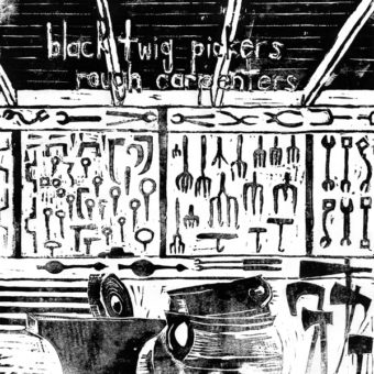 The Black Twig Pickers - Rough Carpenters