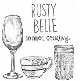 Rusty Belle - Common Courtsey