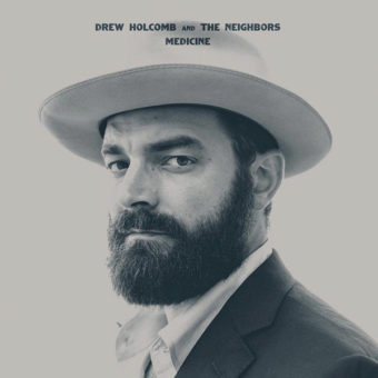 Drew Holcomb and The Neighbors - Medicine-600x600